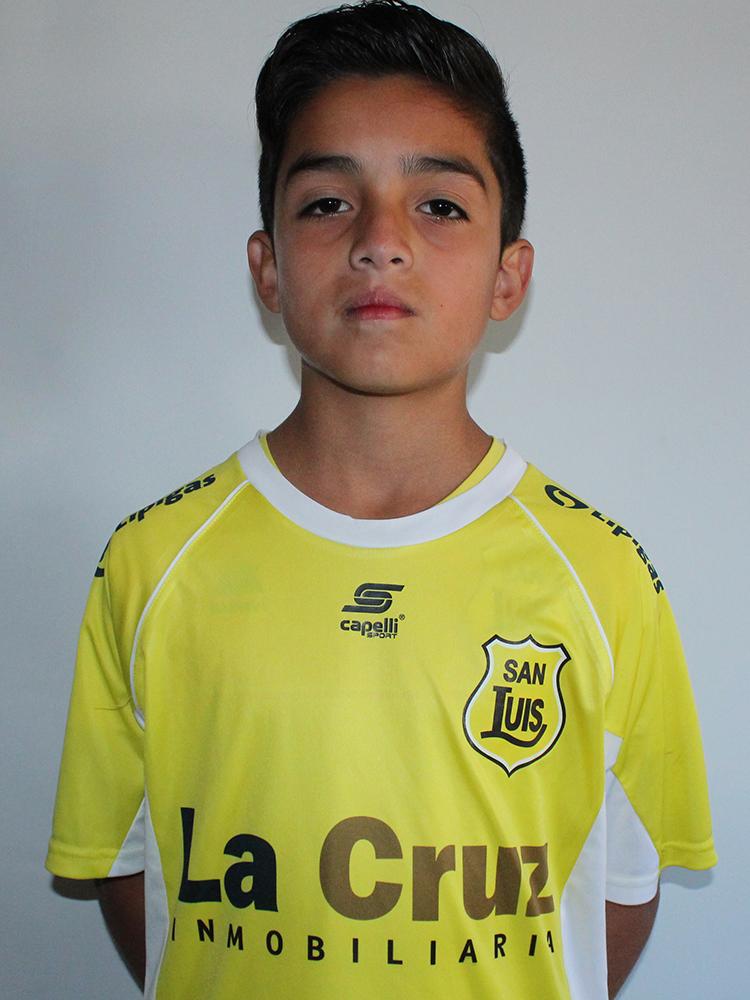 Claudio Bravo Sub 12