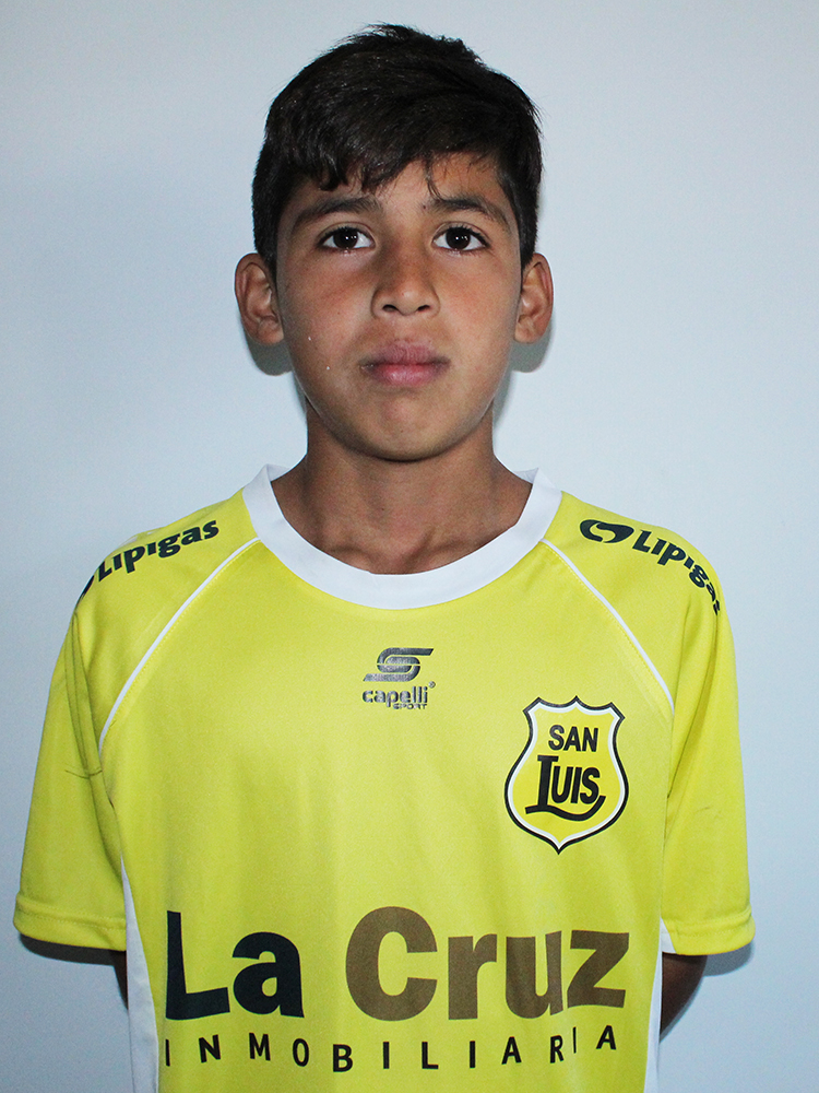 Cristóbal Hidalgo Sub 12