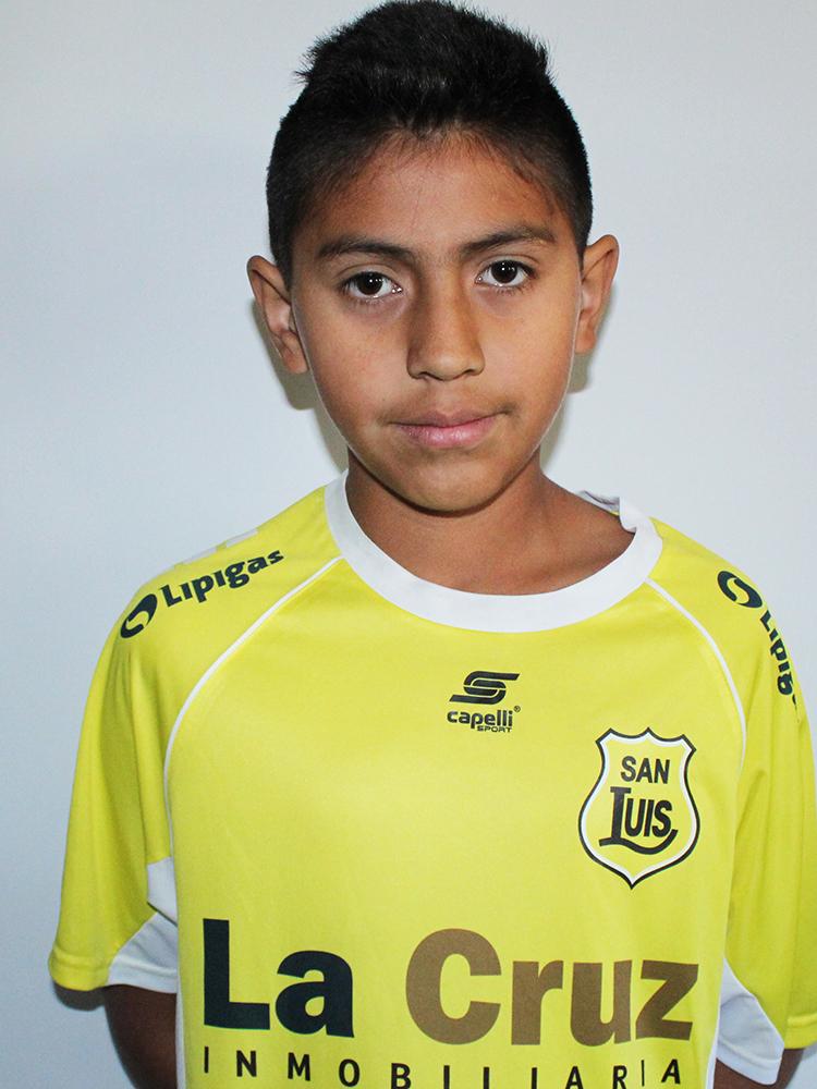 Diego Zamora Sub 12