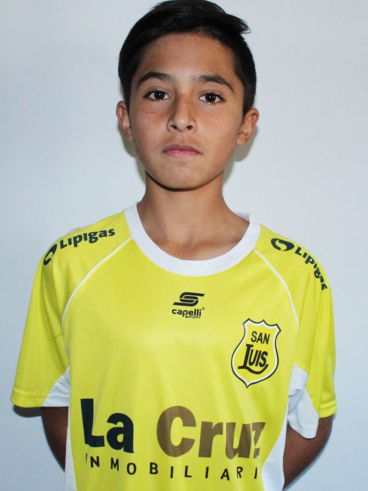 José Oyarzún Sub 12