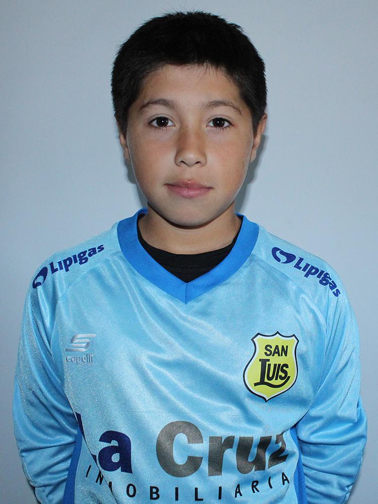 José Valencia Arenas Sub 11