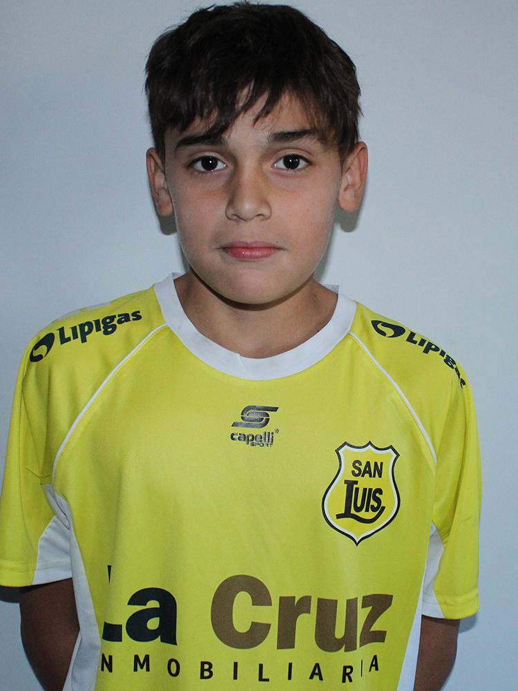 Josué Escobedo Sub 12