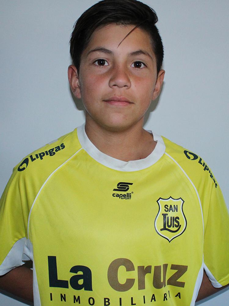Lucas Muñoz Sub 12