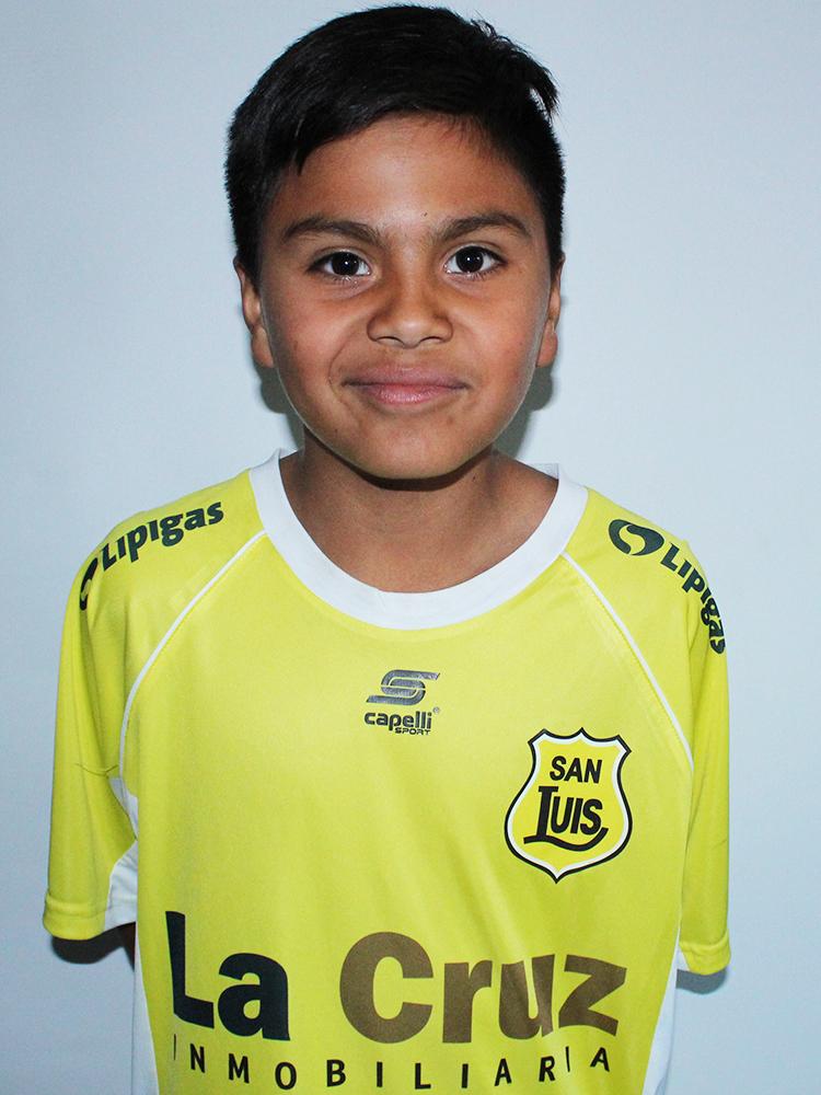Luis Felipe Silva Sub 11