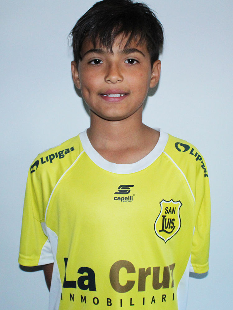 Mateo Araya Sub 11