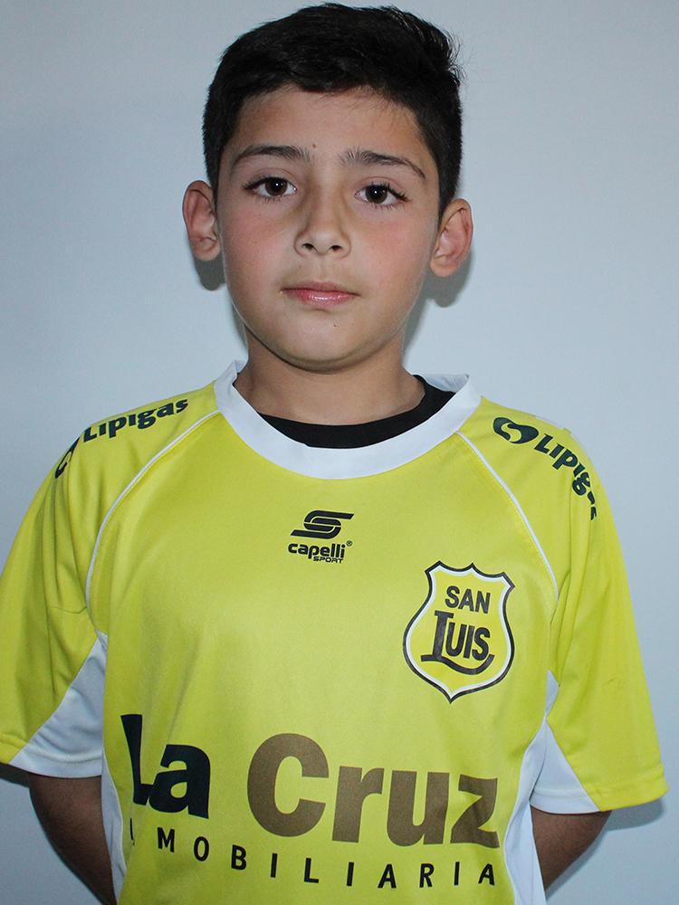 Matías Hernández Sub 12