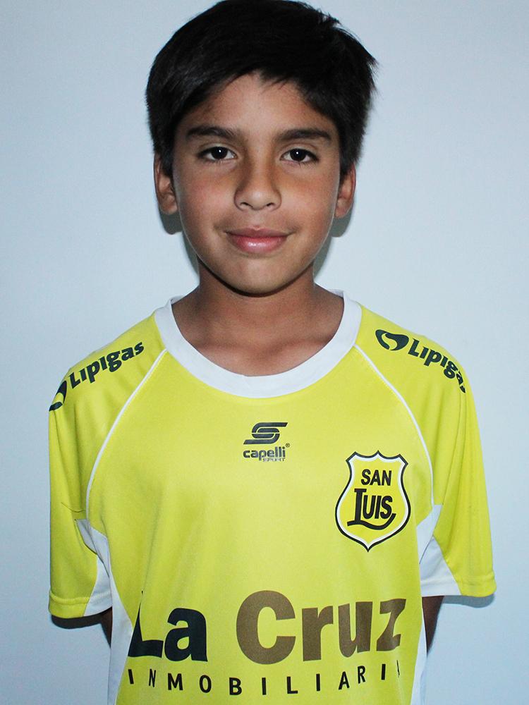 Maximiliano Pizarro Sub 11