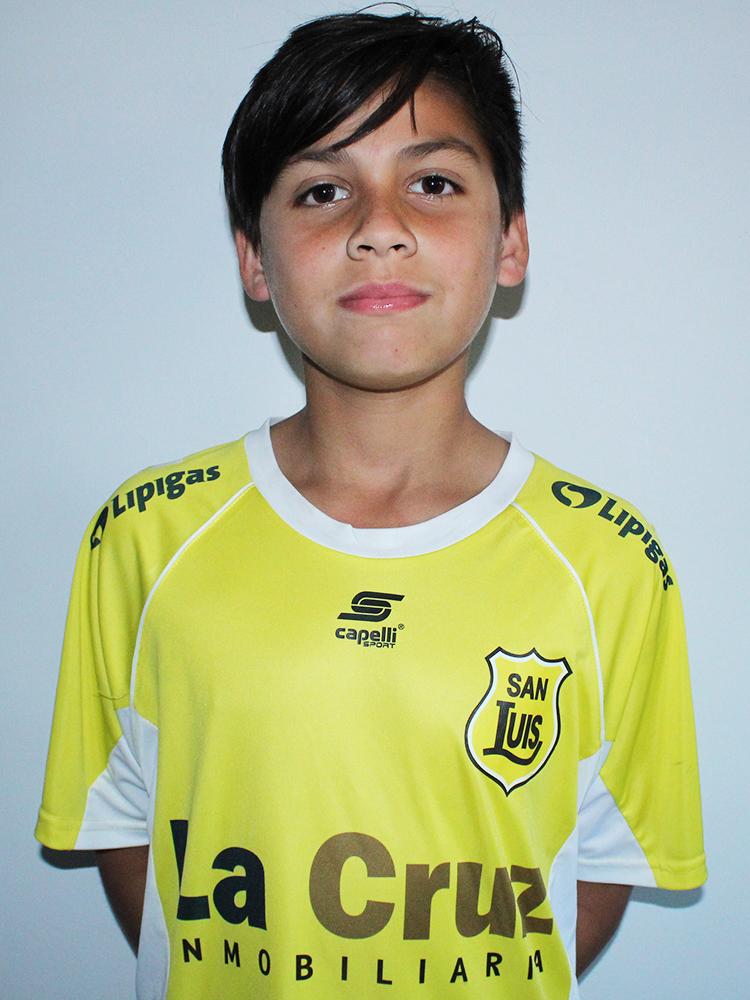 Pablo Millán Sub 11