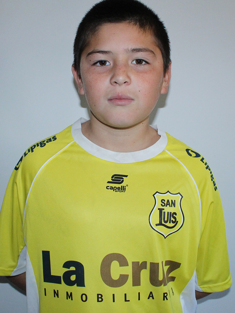 Renato Collao Sub 12