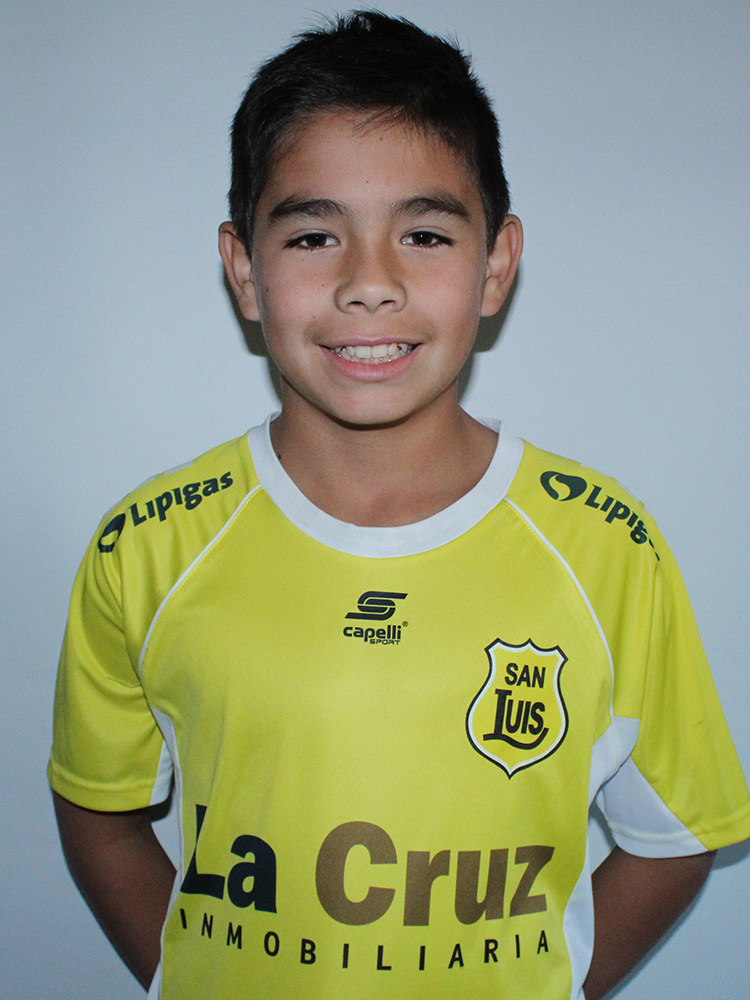 Renato Salinas Sub 11