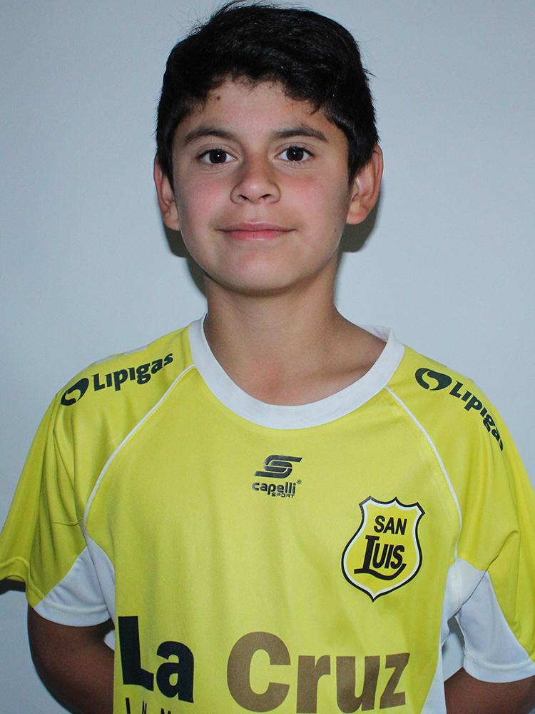 Vicente Cortés Sub 11