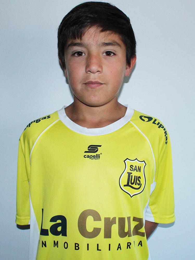 Vicente Valdés Sub 11
