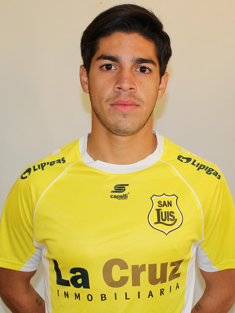 Antonio Estrada Sub 19 2018