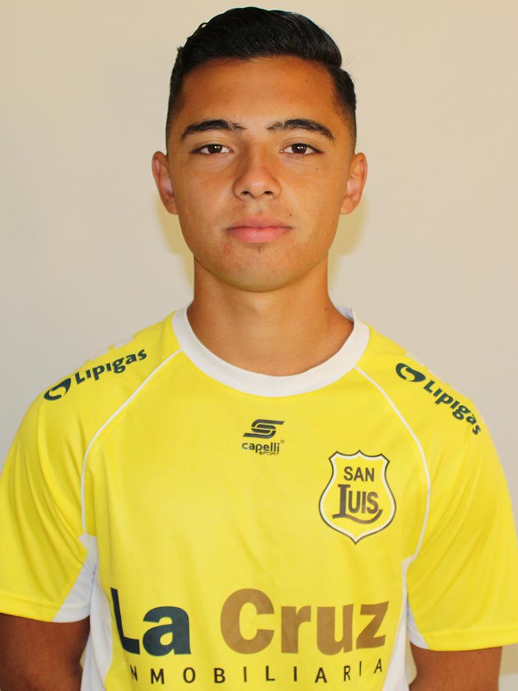 Carlos Hormazabal Sub 17 2018