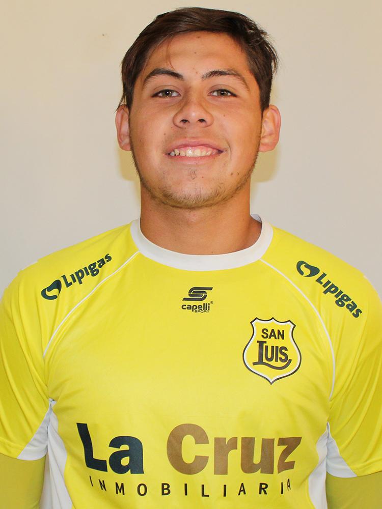 Claudio Salinas Sub 19 2018