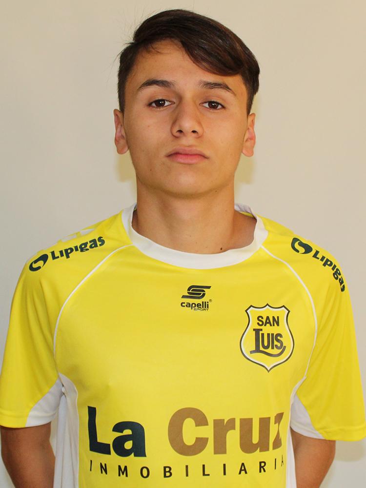 Cristóbal Sánchez Sub 17 2018