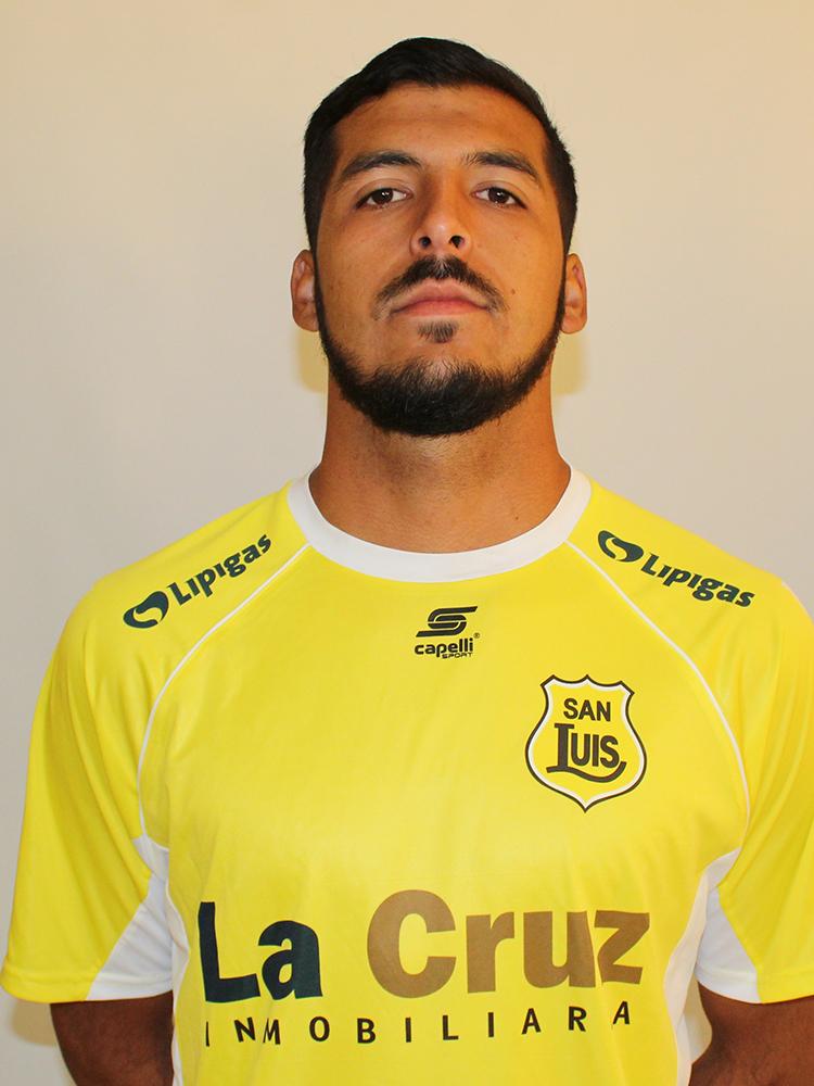 Diego García Sub 19 2018