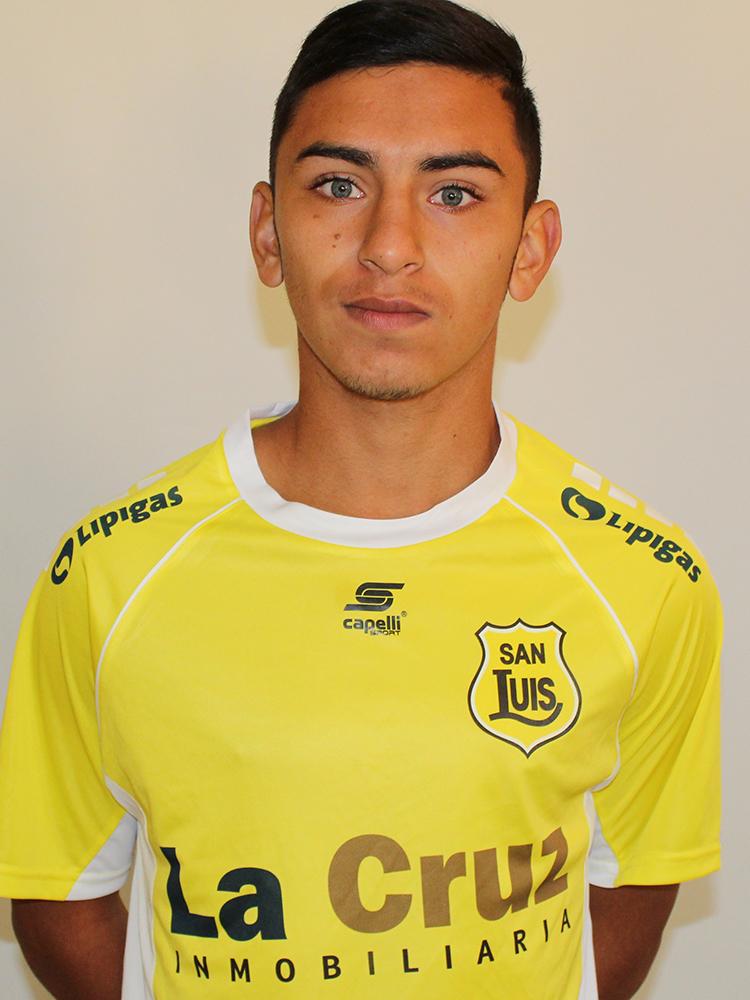 Dylan González Sub 19 2018