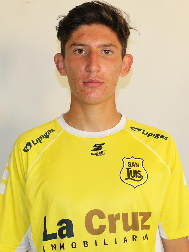 Fabrizio Tomarelli Sub 17 2018