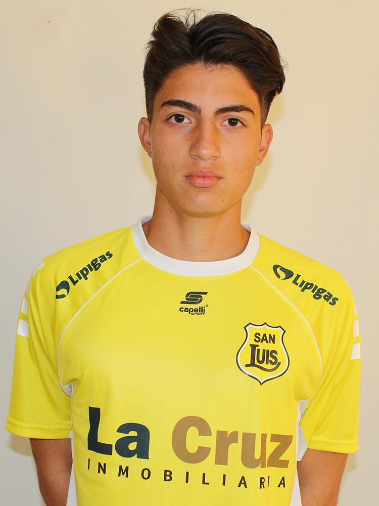 Felipe Bustamante Sub 17 2018