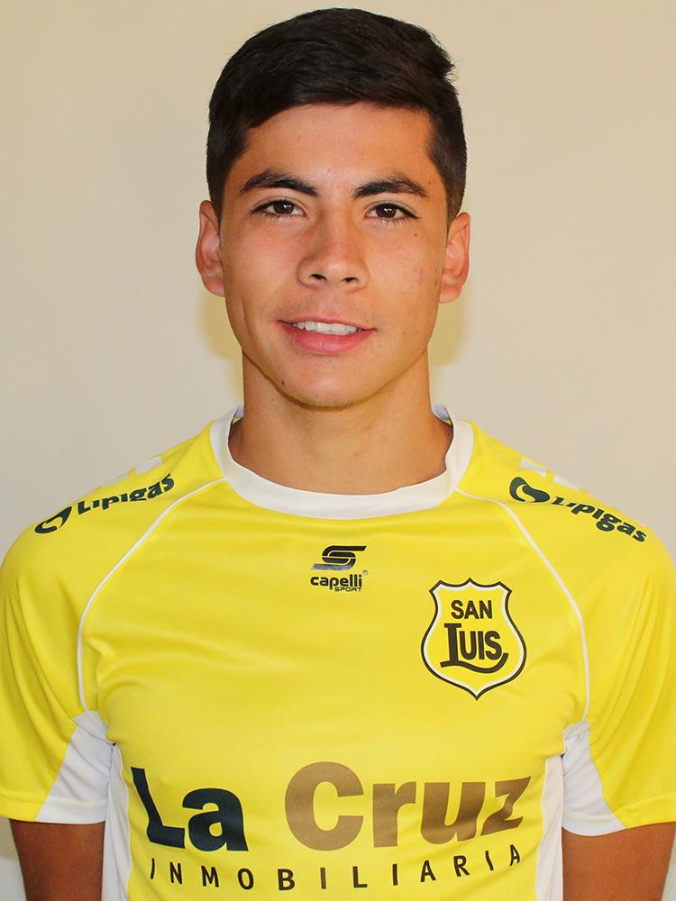 Francisco Becerra Sub 17 2018