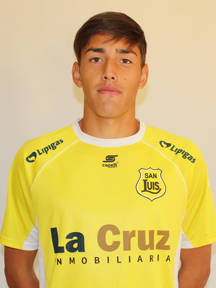Frank Muñoz Sub 19 2018