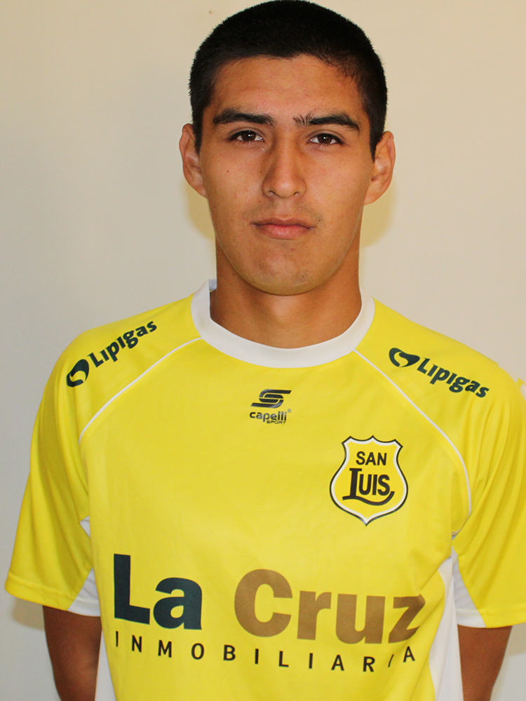 Gonzalo Rojas Sub 19 2018