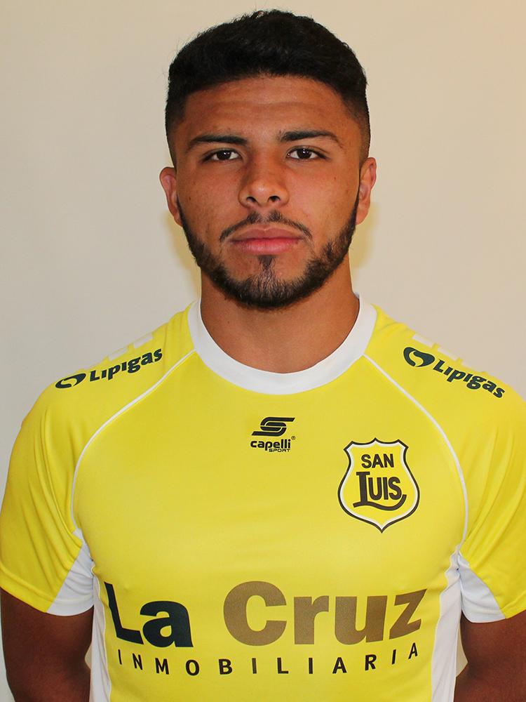 Ignacio Cataldo Sub 19 2018