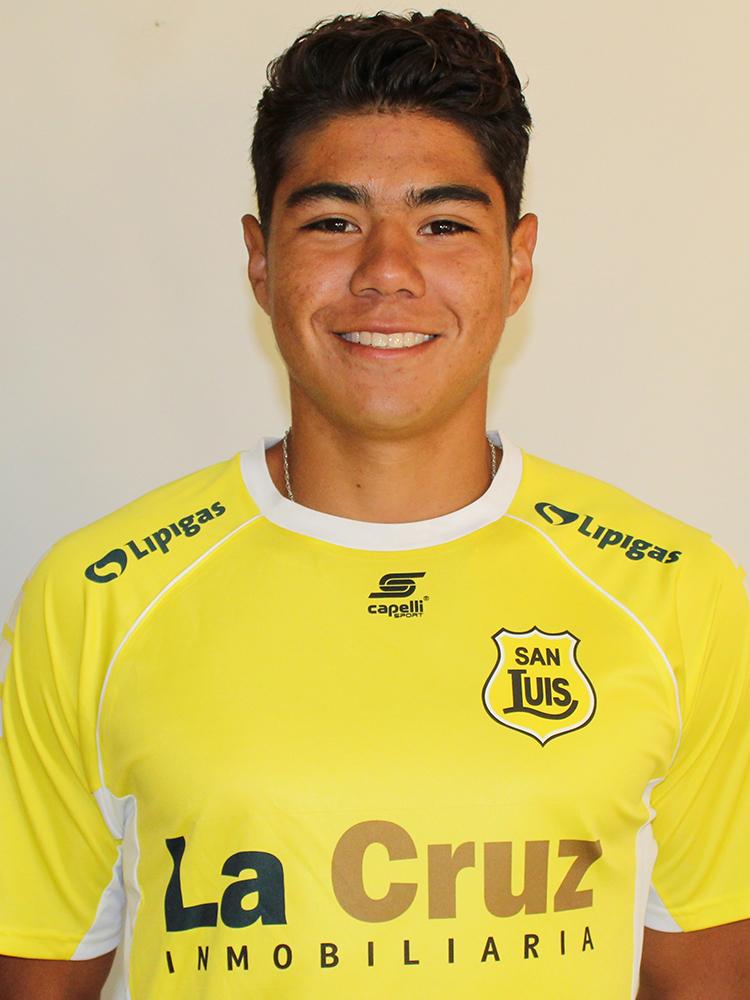 Ignacio Vega Sub 17 2018