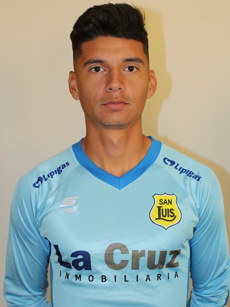 José Lártiga Sub 19 2018
