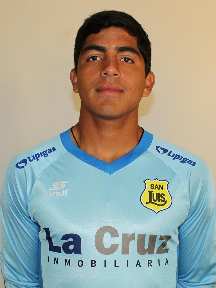 Kevin Catalán Sub 19 2018