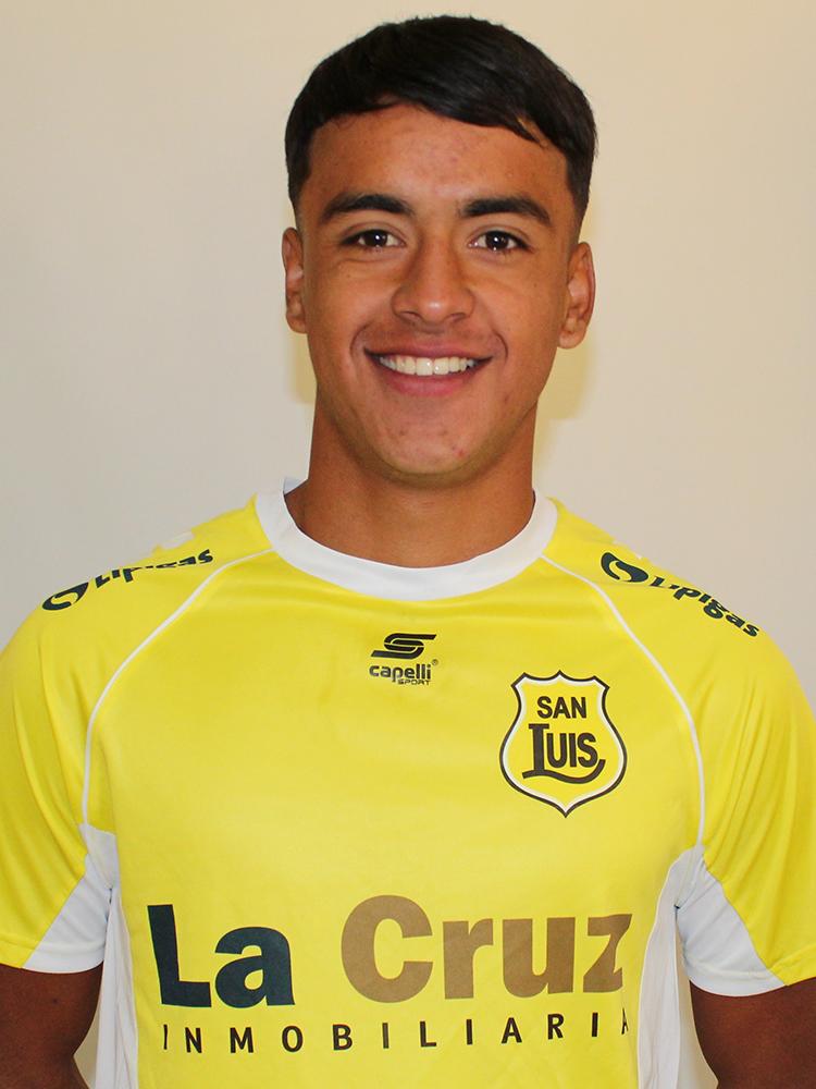 Nicolás Lecaros Sub 19 2018