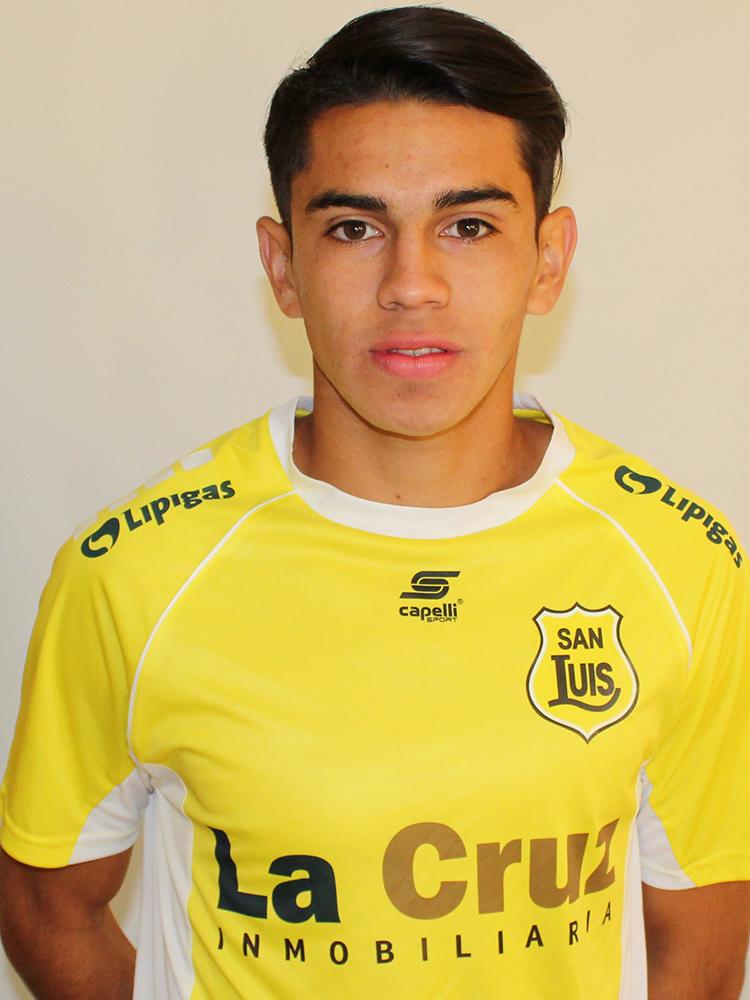Sergio Baquedano Sub 17 2018