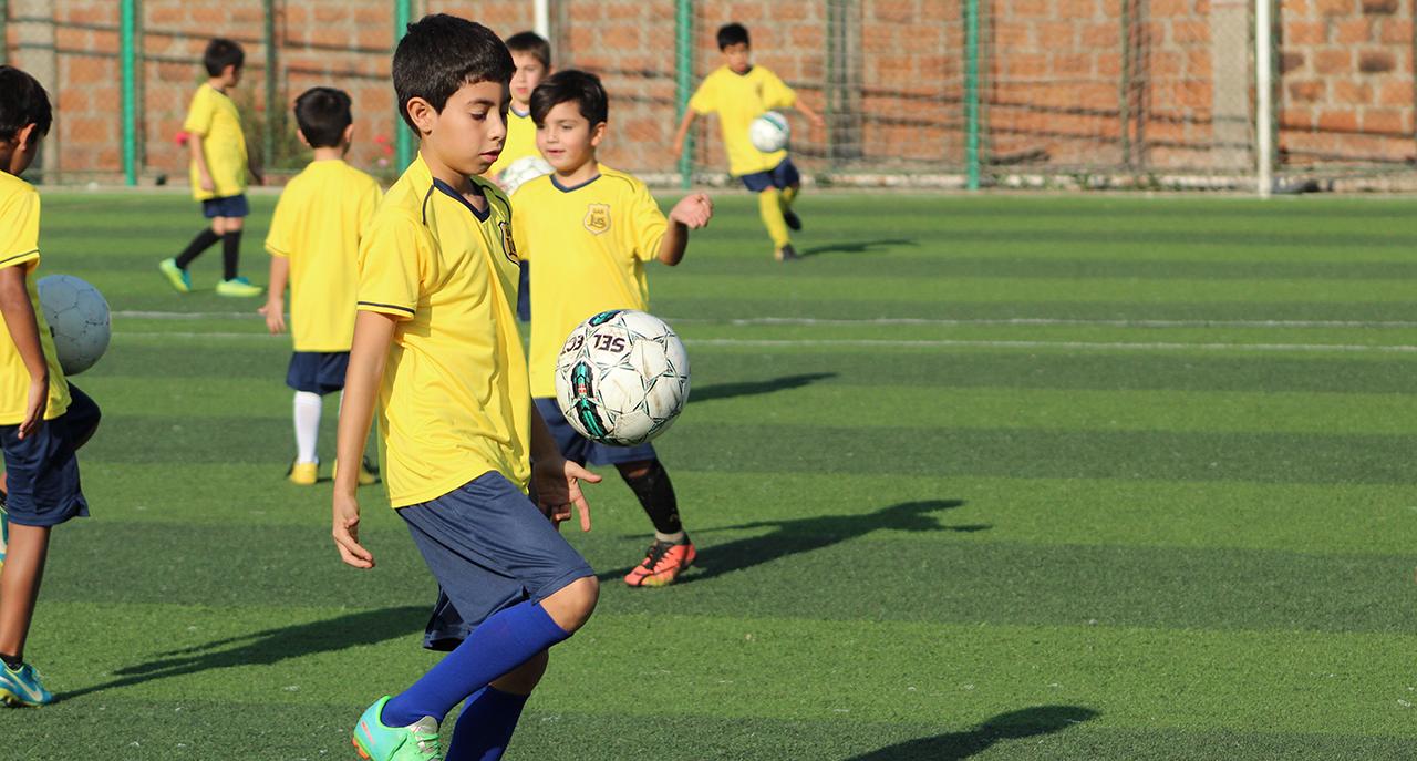 Escuela de Fútbol de San Luis de Quillota Portada