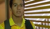 Felipe Saavedra Zona Mixta