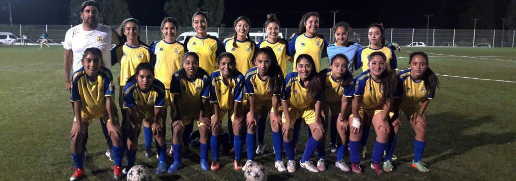 Fútbol Femenino Sub 17