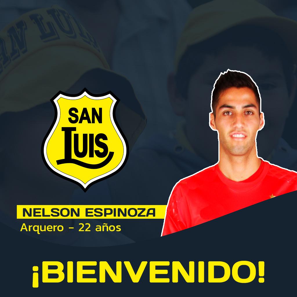 Bienvenido Nelson Espinoza