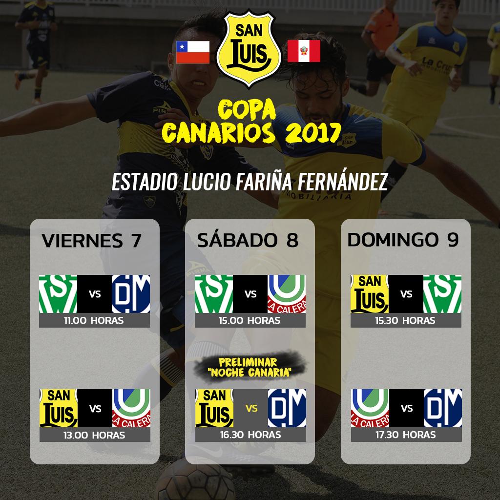 Fixture Campeonato Internacional