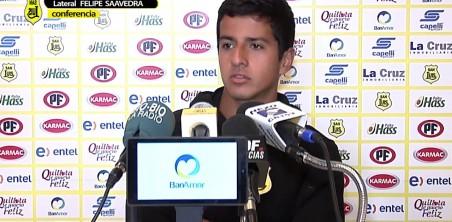LA PREVIA | Felipe Saavedra y el duelo ante Deportes Antofagasta
