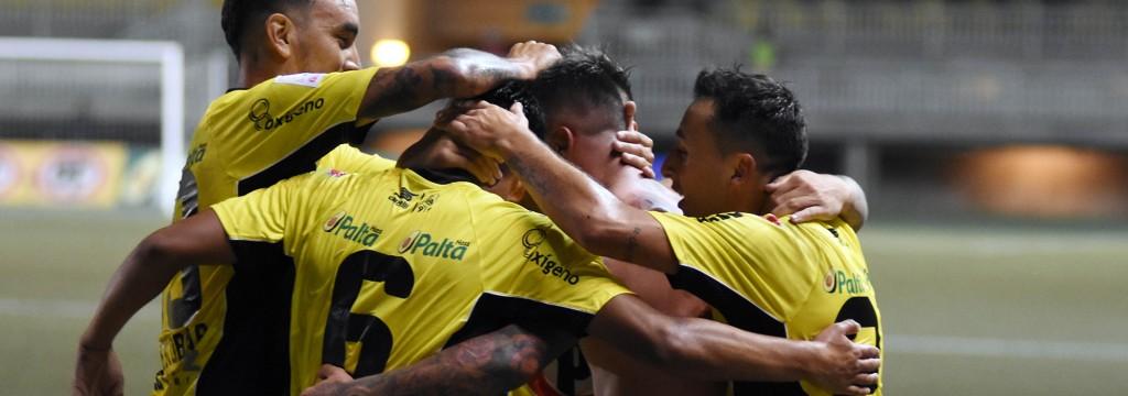 CELEBRACIÓN SAN LUIS VS CURICÓ UNIDO 2018