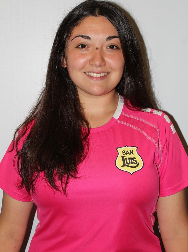 Barbara Ibaceta Primer Equipo