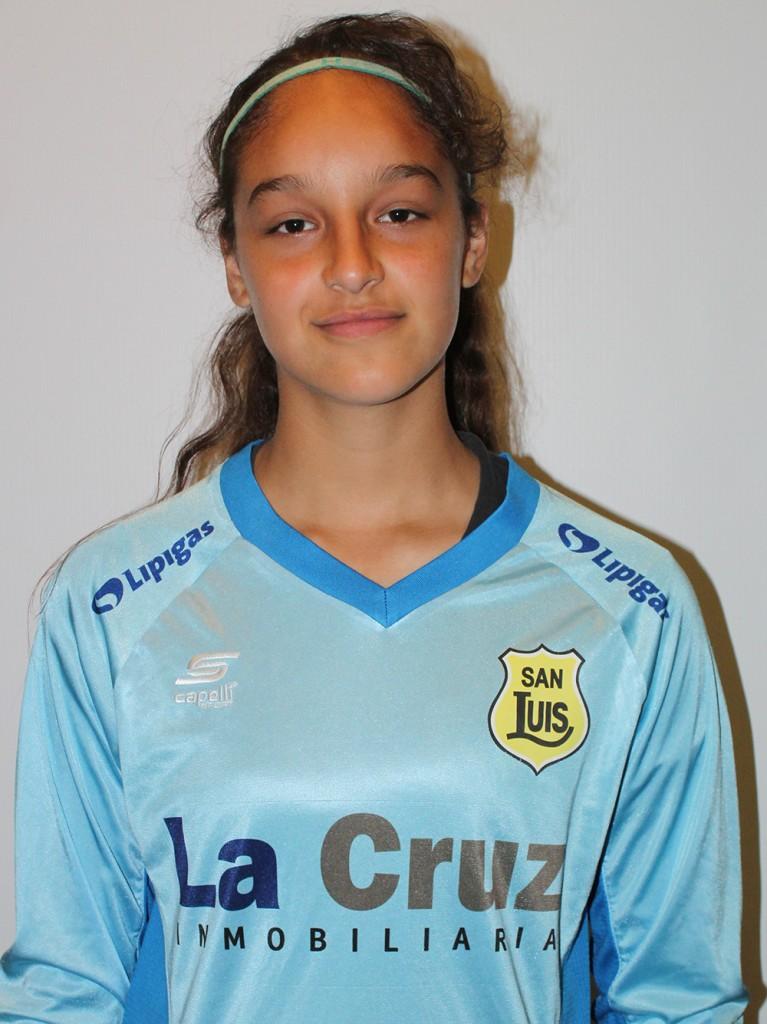 Catalina Mellado Sub 17