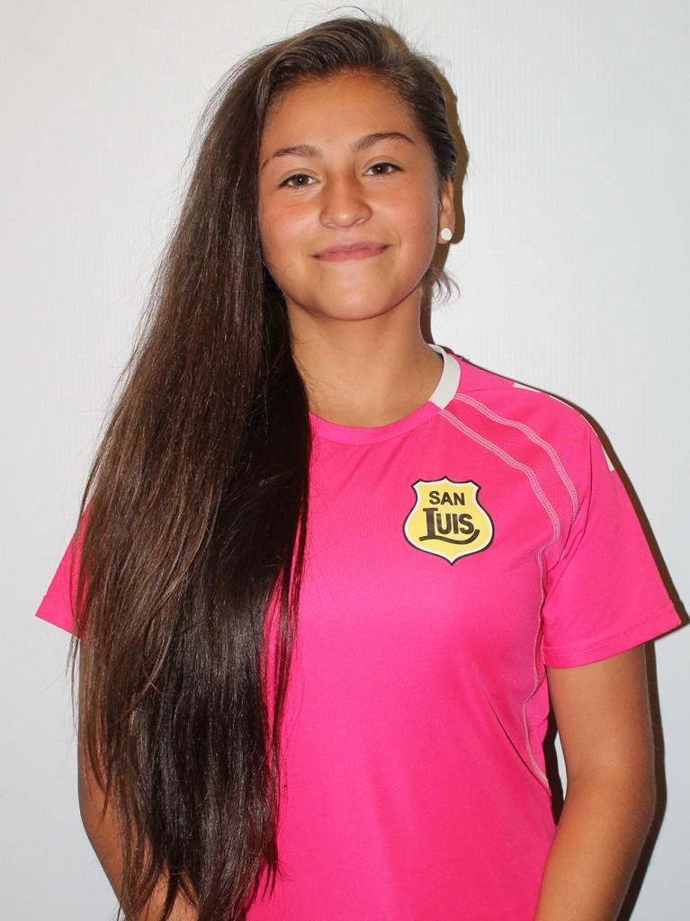 Danae Rivas Sub 17