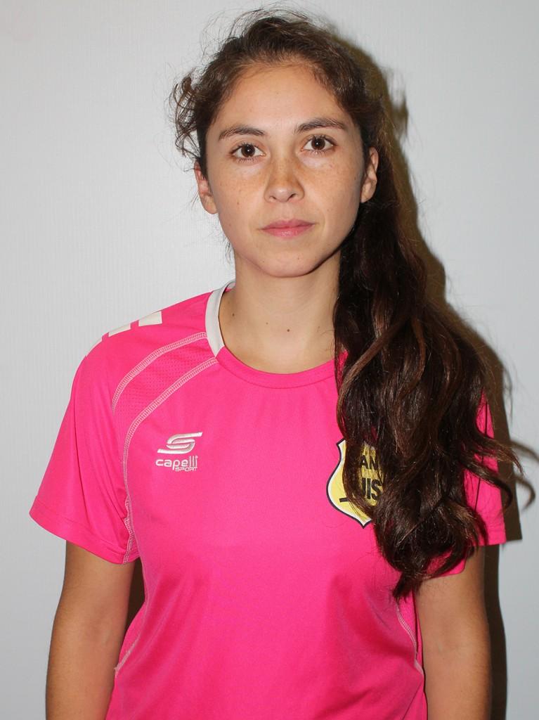Daniela Herrera Primer Equipo