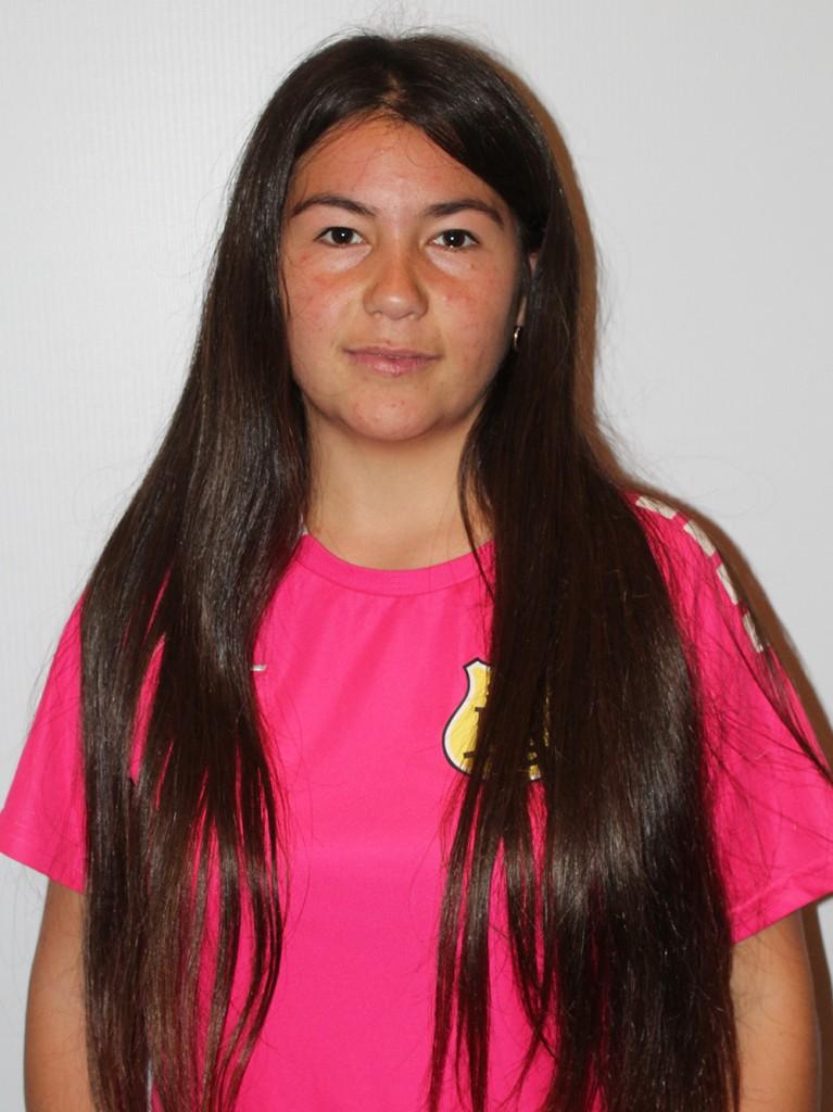 Danitza Sandoval Primer Equipo