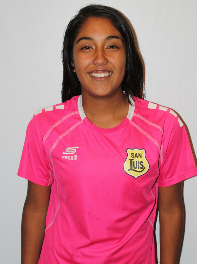 Krisley González Primer Equipo