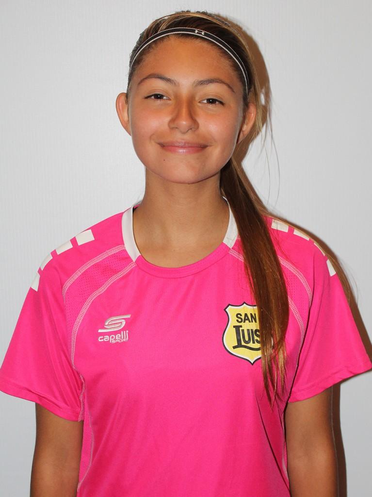 Maite Rodriguez Sub 17