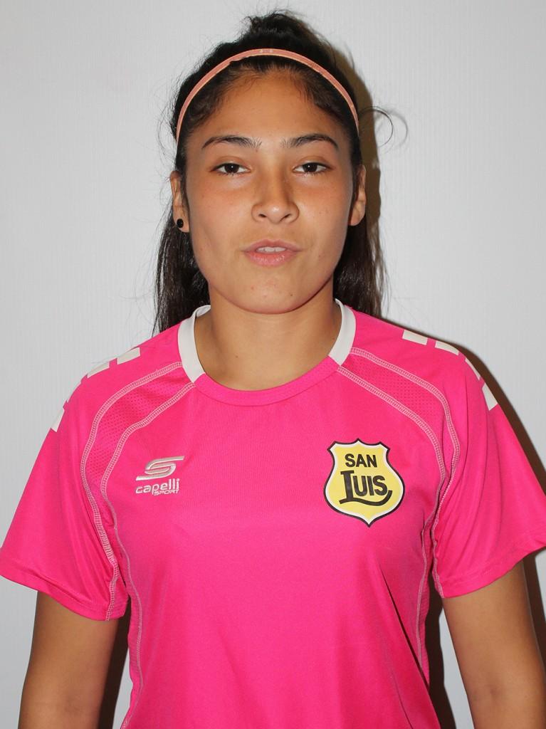 Silvana Hernández Primer Equipo
