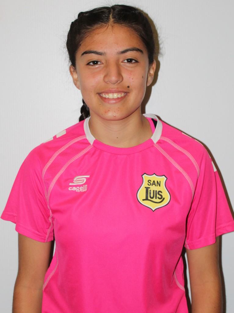 Sofia Carrasco Primer Equipo