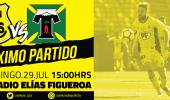 proximo partido SL VS DT -portada FC